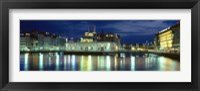 Framed Geneva, Switzerland