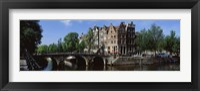 Framed Amsterdam, Holland, Netherlands