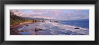 Framed Seascape Cannon Beach OR USA