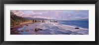 Framed Seascape Cannon Beach OR USA