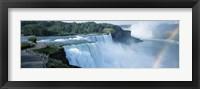 Framed American Falls Niagara Falls NY USA