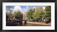 Framed Amsterdam Netherlands