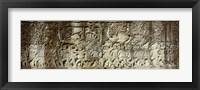 Framed Frieze, Angkor Wat, Cambodia