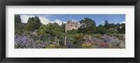 Framed Crathes Castle Scotland