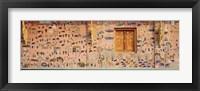 Framed Wall mural, Wat Xien Thong, Luang Prabang, Laos