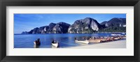Framed Phi Phi Islands Thailand
