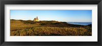 Framed Block Island Lighthouse Rhode Island USA