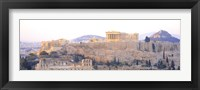Framed Acropolis During the Day