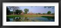 Framed Sukhothai Thailand