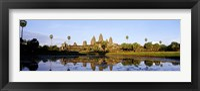 Framed Angkor Wat, Cambodia