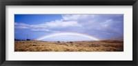 Framed Field, Rainbow, Hawaii, USA