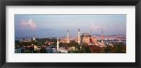 Framed Turkey, Istanbul, Hagia Sofia
