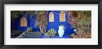 Framed Marrakech, Morocco