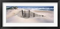 Framed USA, North Carolina, Outer Banks