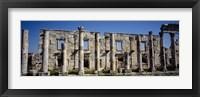 Framed Ruins at Cardo Maximus, Apamea, Syria