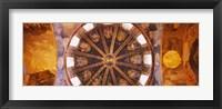 Framed Frescos in a church, Kariye Museum, Holy Savior in Chora Church, Istanbul, Turkey