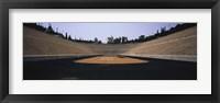 Framed Interiors of a stadium, Olympic Stadium, Athens, Greece