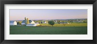 Framed Amish Farms, Lancaster County, Pennsylvania