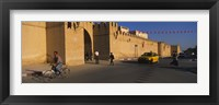 Framed Medina, Kairwan, Tunisia