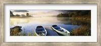 Framed English Lake District, Grasmere, Cumbria, England