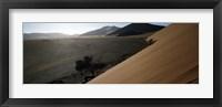 Framed Namib Desert, Namibia