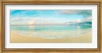 Framed Waves on the beach, Seven Mile Beach, Grand Cayman, Cayman Islands