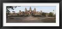 Framed Facade of a temple, Angkor Wat, Angkor, Cambodia