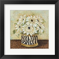 Exotic Touch I Framed Print