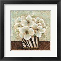 Exotic Touch II Framed Print