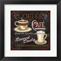 Framed Coffee Cafe