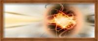 Framed Atom collision