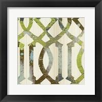 Ornamental I Framed Print