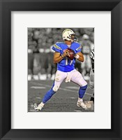 Framed Philip Rivers 2013 Spotlight Action