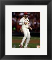 Framed Joe Kelly Game 3 of the 2013 World Series Action