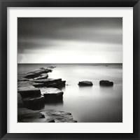 Framed Coastal Calm