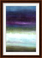 Framed Midnight Mulberry