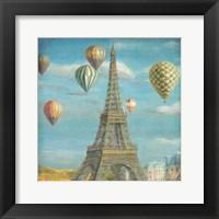 Framed Balloon Festival