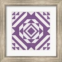 Framed Modern Quilt VII