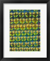 Island Rhythm II Framed Print