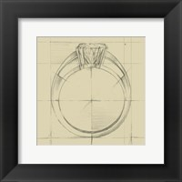 Framed Ring Design I