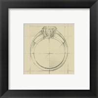 Framed Ring Design I