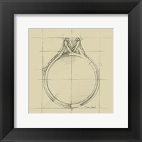 Framed Ring Design II
