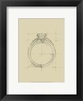 Framed Ring Design III