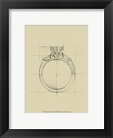 Framed Ring Design IV