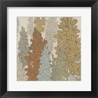 Framed Meadow Blooms II