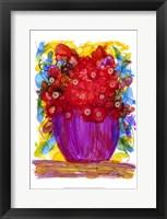 Venetian Reds II Framed Print