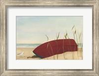 Framed Seaside Dunes II