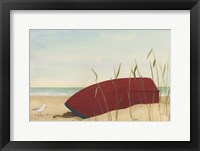 Framed Seaside Dunes II
