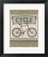 Framed Cycle