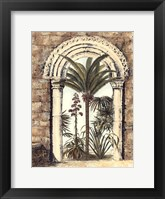 Framed Hidden Garden I